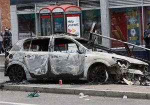 Выкуп сгоревшего авто в спб